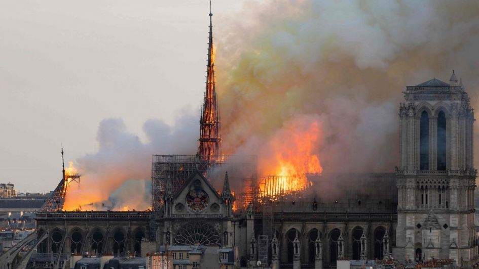 La Maldición de la Catedral de Notre Dame